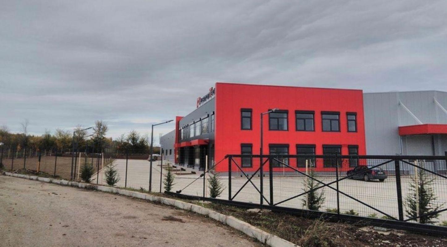 Производствено - складова сграда